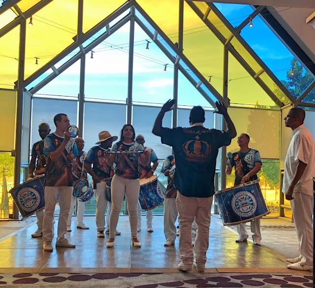 Blog Apaixonados por Viagens - JW Marriot Copacabana - Rio de Janeiro - Carnaval - Feijoada