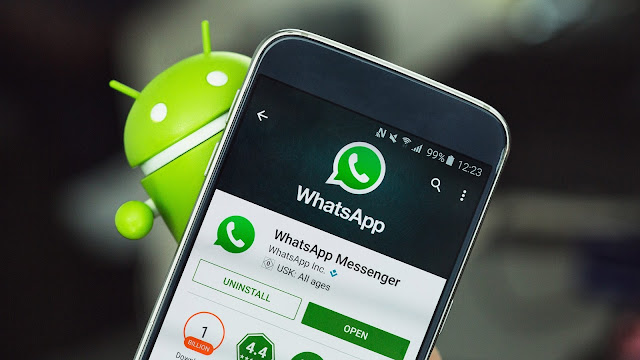 Cara Ganti Tema dan Wallpaper Background di Whatsapp Ihsan Magazine