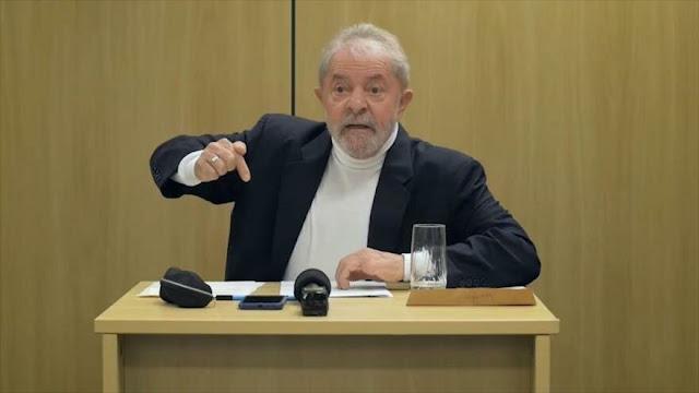Lula: Todo lo que está pasando en Brasil tiene dedo estadounidense