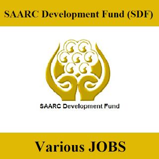 SAARC Development Fund, SDF, SAARC, freejobalert, Sarkari Naukri, Latest Jobs, saarc logo