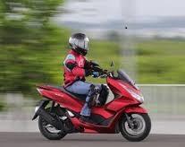 Posisi Yang Benar Mengendarai Honda PCX 160 Sehingga Nyaman