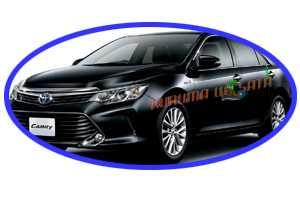 Rental Mobil Jogja Camry