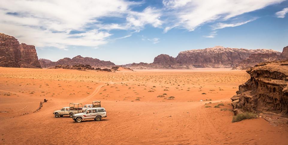 Как добраться до города Петра в Иордании