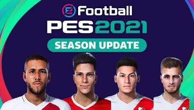 PES 2021 Facepack by Hobbs