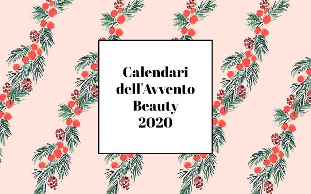 Calendari Avvento Beauty 2020