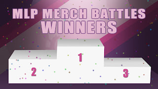 2017 MLP Merch Battle Winners!