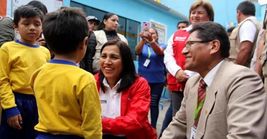 MINEDU inicia Encuentros con Familias para fortalecer relación en la comunidad educativa - www.minedu.gob.pe
