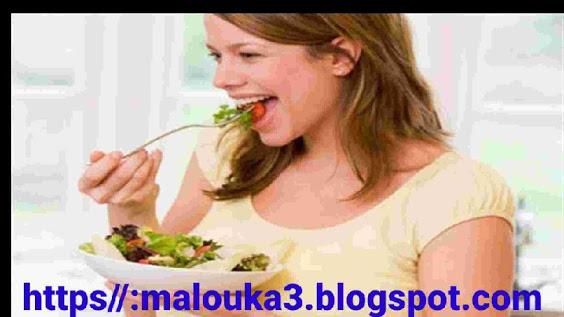 افضل الأطعمة لصحةالحامل والجنين  .
