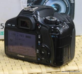 Jual Kamera Bekas Dslr Canon 550D Bekas Banyuwangi