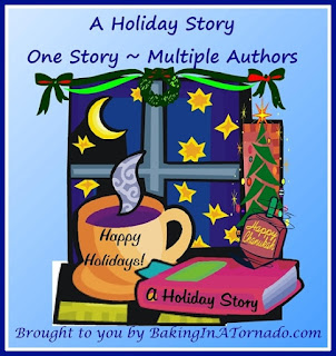 A Holiday Story | www.BakingInATornado.com | #fiction