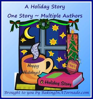 A Holiday Story | www.BakingInATornado.com | #fiction