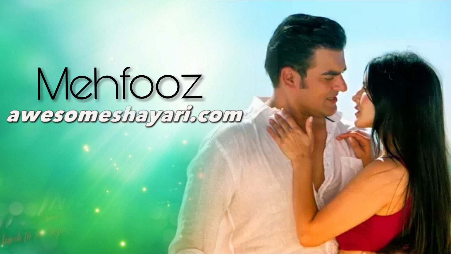 Mehfooz lyrics Yasser Desai