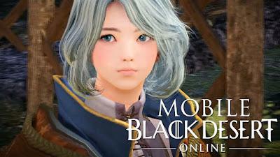 Black Desert Mobile Apk + Data OBB latest Version for Android