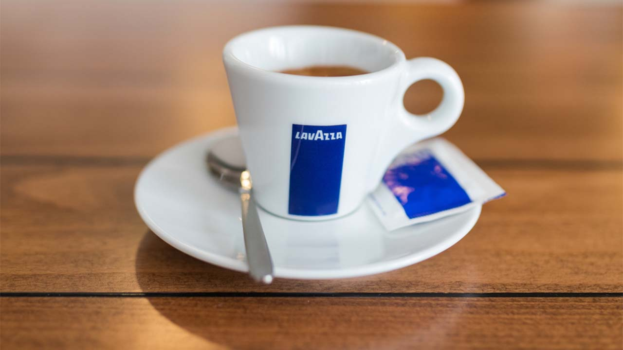 Supplying Lavazza Ground Coffee from the Seashore