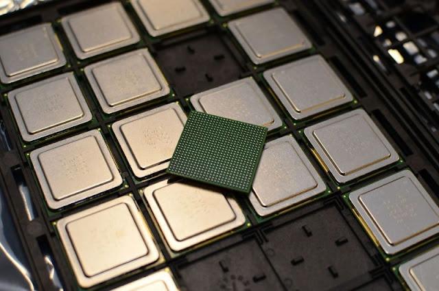KiloCore процессор нового поколения