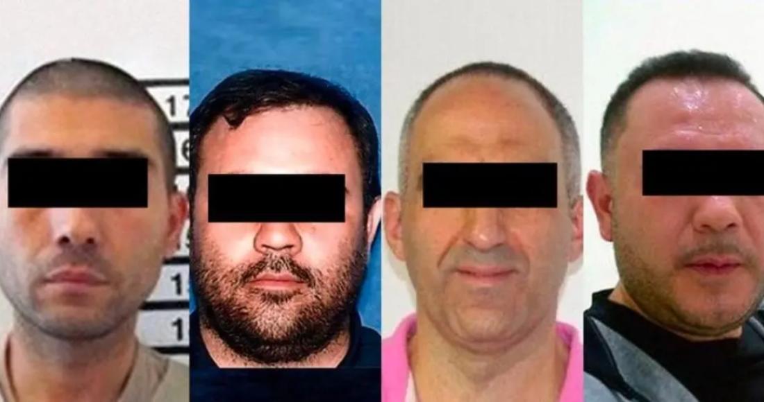 """Los 4 hombres clave de """"El Mencho"""" en el CJNG ya han sido capturados y enviados con los gringos"""
