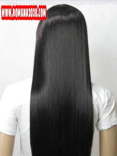وصفة الشعر ووصفة تطويل الشعر وعلاج تساقط الشعر وتكثيف الشعر