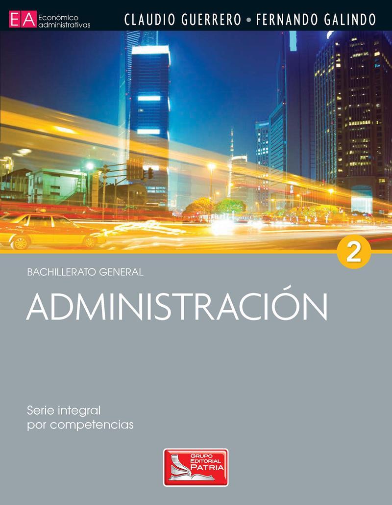 Administración 2 – Claudio Guerrero Reyes
