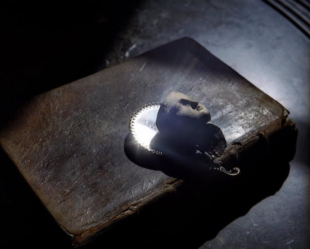 Aurélia Frey : La dilectae  musée de Balzac Saché d'après le lys dans la vallée
