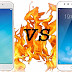 Review Smartphone Oppo F1s VS Vivo V5