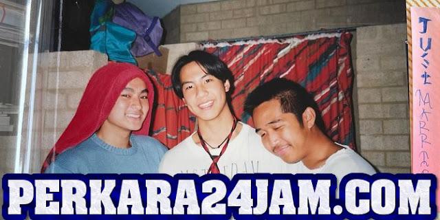 Foto Lawas Daniel Mananta Disebut Mirip Dengan Personil F4