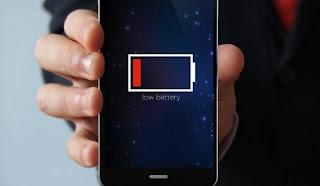 Consumo batteria su Android