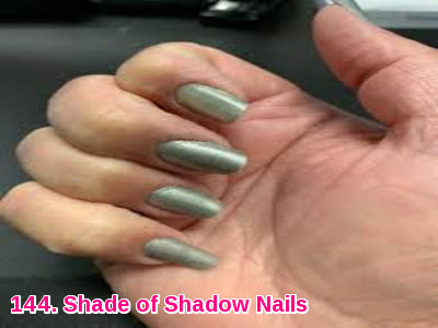 Shade of Shadow Nails