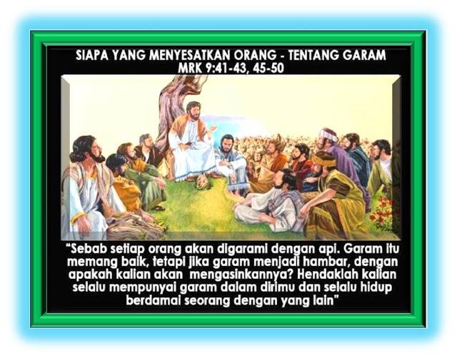 Markus 9:41-50