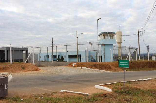 Incêndio na Penitenciária de Três Corações provoca morte de detenta e deixa outras pessoas feridas - Foto: Alô Alô Cidade