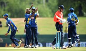 SL vs ENG 5th ODI