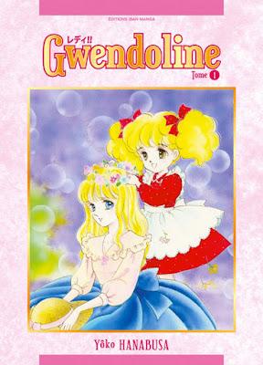 Gwendoline manga