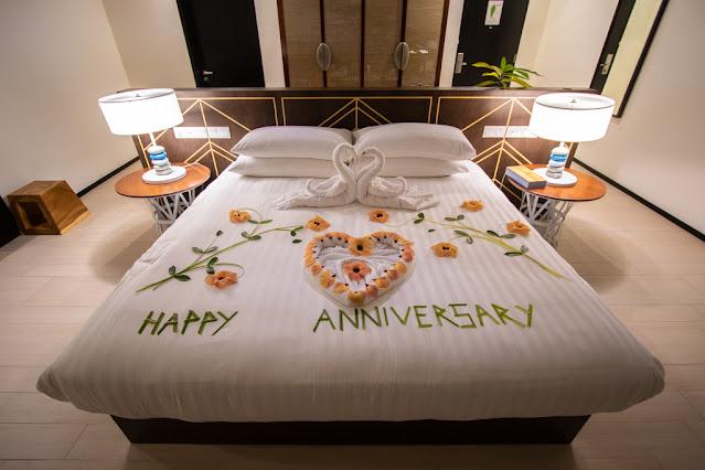 Anniversary Amari Havodda Maldives