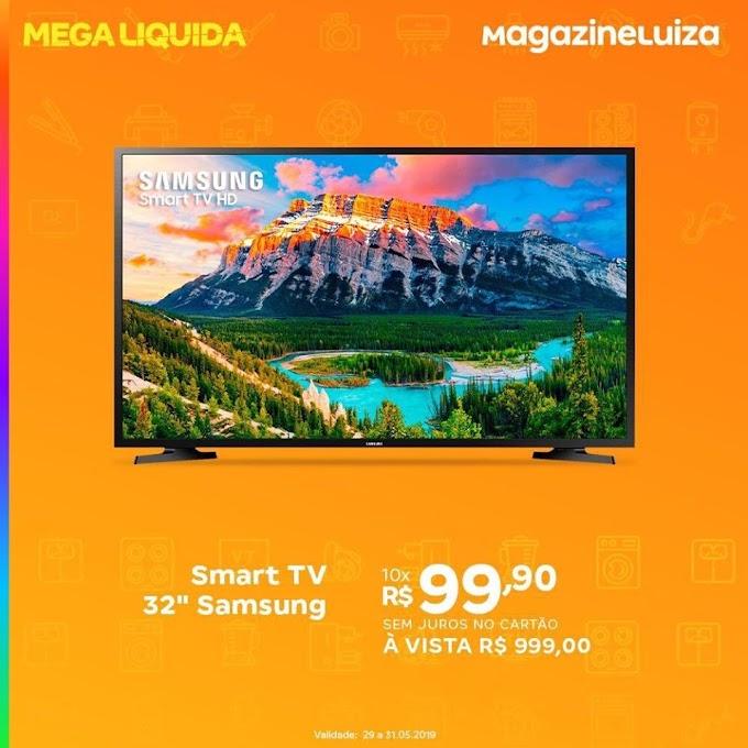 ⚡⚡⚡ Grande mega liquidação e feedback de mês, no Magazine Luíza de João Câmara