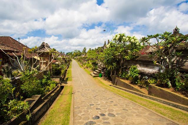 Villaggio tradizionale di Penglipuran-Bali