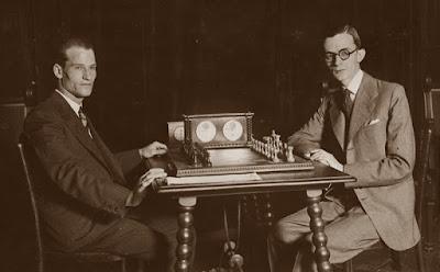 Partida de ajedrez Jaime Casas vs. Dr. Ramón Rey Ardid