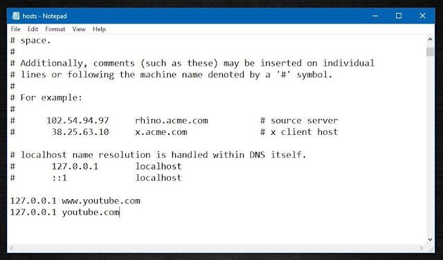Cara Memblokir Website Tertentu di Browser
