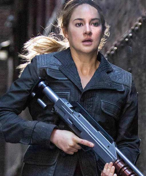 main character in divergent