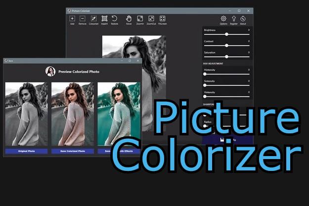 Picture Colorizer - Προσθέτουμε χρώμα αυτόματα σε παλιές, ασπρόμαυρες φωτογραφίες