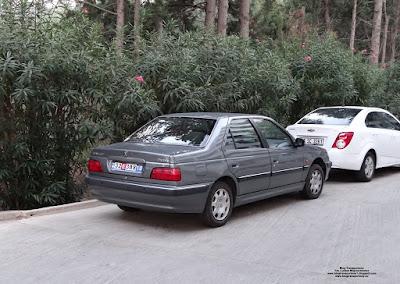 Peugeot Pars, IKCO, Iran Khodro
