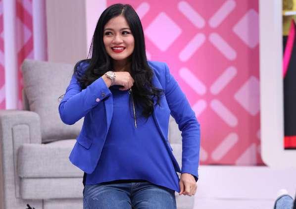 Titi Kamal Cerita Kehamilan Kedua