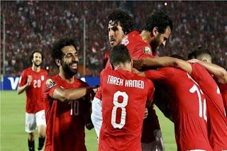من سيواجه منتخب مصر في دور الـ 16 بعد تصدر ترتيب المجموعة الأولى في أمم إفريقيا 2019