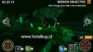 download game berburu hunting safari 3d android