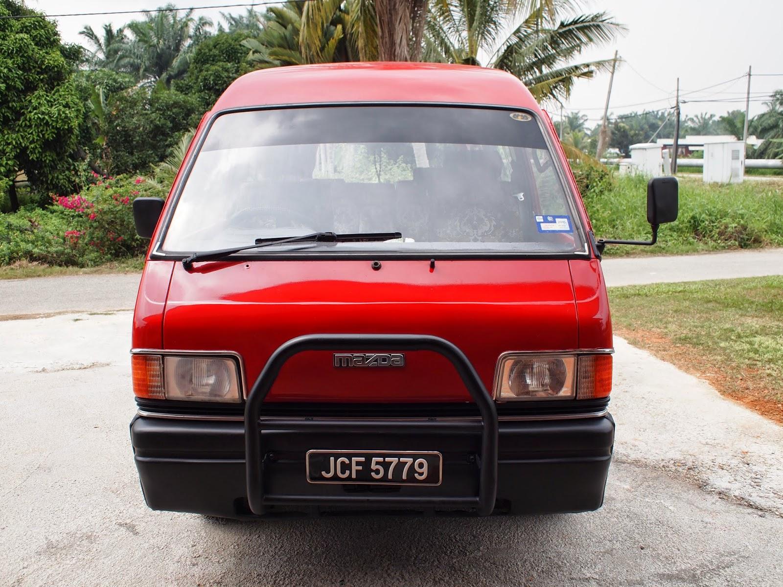 Mazda Bongo 1991 - Malaysia