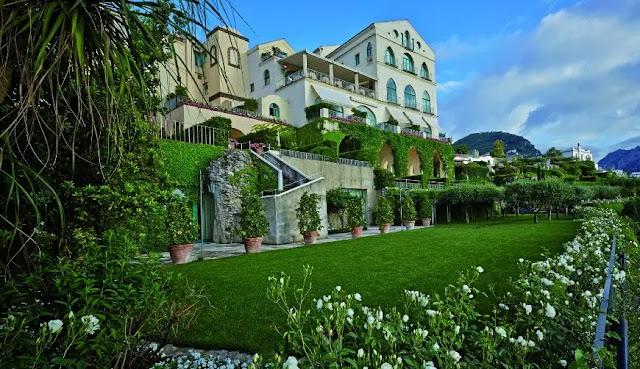 Belmond Hotel Caruso , Ravello    Italy