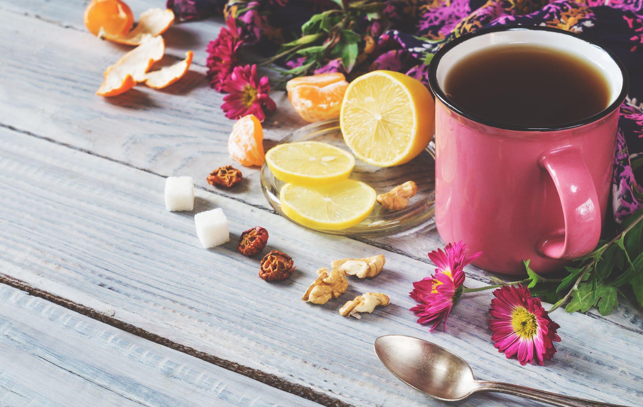 herbata czarna właściwości