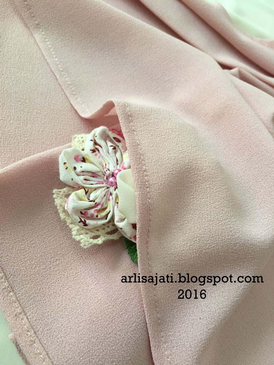 Arlisa Jati S Blog Hijab Review Pashmina Diamond Georgette