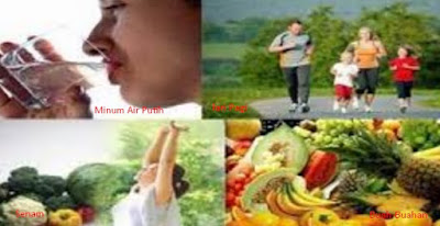 #Tips Untuk Menjaga Tubuh tetap Sehat Dan Segar