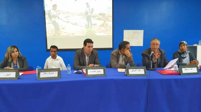بلاغ صحفي بشأن توصيات الندوة الوطنية حول أكادير أوفلا: التاريخ والاركيولوجيا ورد الاعتبار