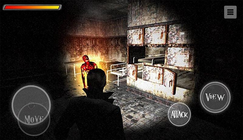 تحميل لعبة الرعب Escape from the dark apk + obb للاندرويد برابط مباشر