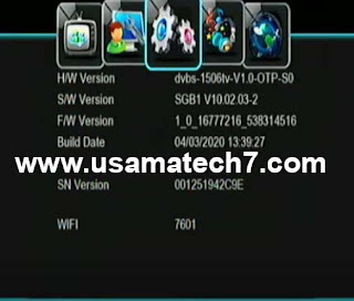 1506tv SGB1 New Software